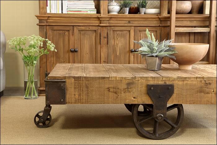 שולחן סלון אורבני