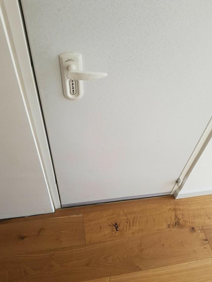 קיצור דלת ממד