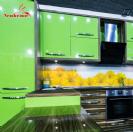 טפט מדבקת ויניל לחידוש מראה לארונות מטבח ודלתות פנים
