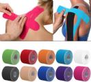 טייפ קינזיולוגי מקצועי לתמיכה בשרירים ומפרקים ומניעת פציעות
