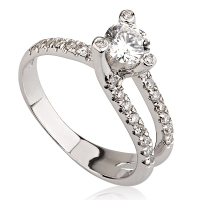 טבעת אירוסין - Alex