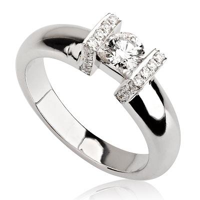 טבעת אירוסין - Fashion