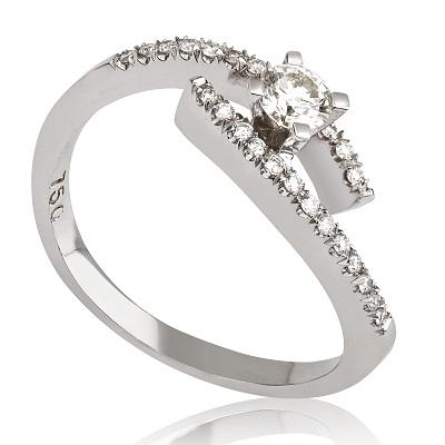 טבעת אירוסין - Eye