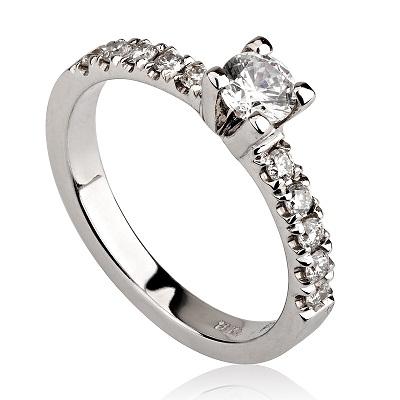 טבעת אירוסין -  Classic