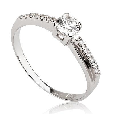 טבעת אירוסין זולה - Circle