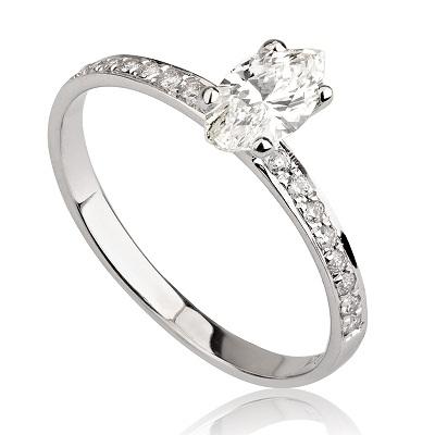 טבעת אירוסין זולה - Limor