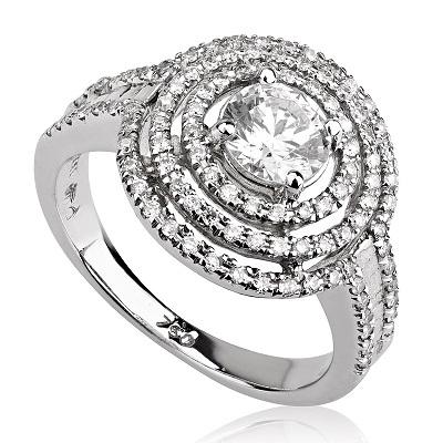 טבעת אירוסין - Spiral