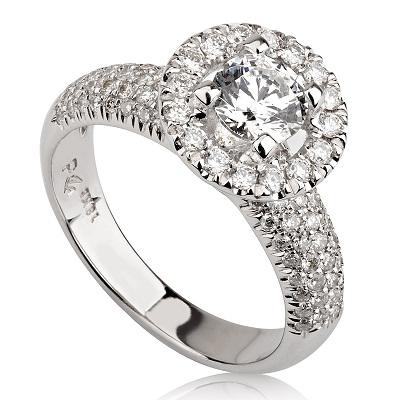 טבעת אירוסין מיוחדת - Impressive