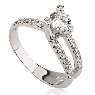 טבעת אירוסין מיוחדת - Alex