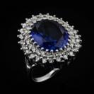 טבעת אירוסין - Diana premium