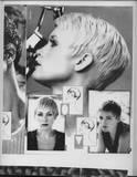 מגזין אופנת שיער בלונדון