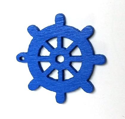כפתורים מעץ-ים(הגה)