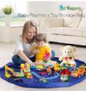 שטיח-סל משחקים