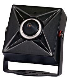 מצלמת אבטחה מוסלקת Pin-Hole 650TVL