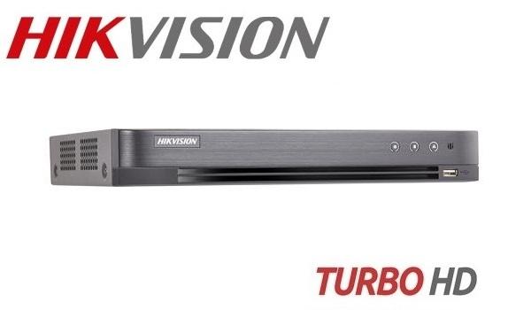 מערכת הקלטה 8 ערוצים HikVision