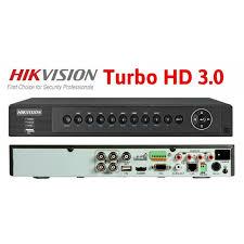 מערכת הקלטה 4 ערוצים HikVision 3MP