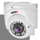 """מצלמת כיפה עדשה 2.8-12 מ""""מ 1080P 25M"""