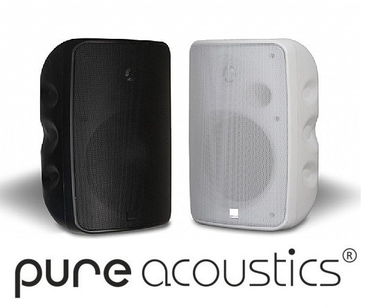 רמקולים Pure Acoustics
