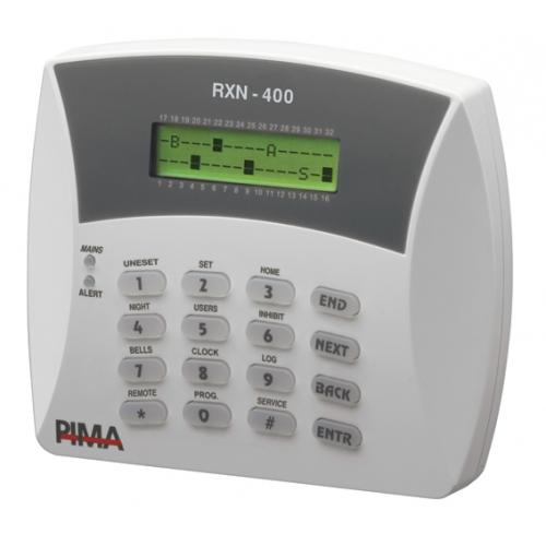 לוח מקשים RXN-400