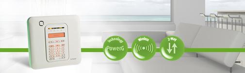 מערכת אלחוטית PowerMaster10G