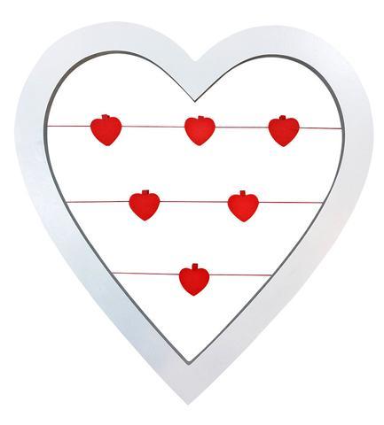 מתנות לאוהבים מסגרת לב