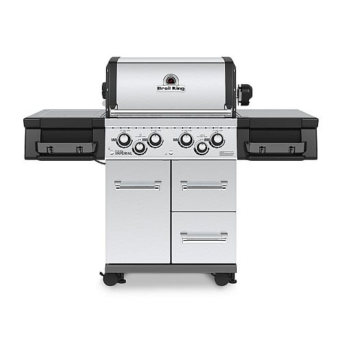 גריל גז Broil king אימפריאל 490- אמישראגז