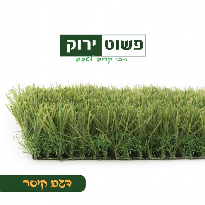 דשא קיסר טופ- פשוט ירוק
