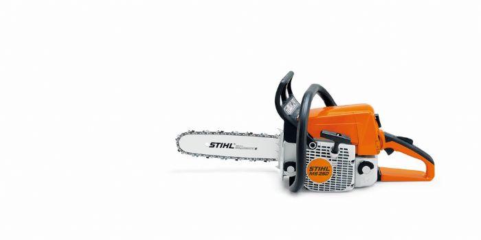 MS STIHL 250 מסור שרשרת מוטורי