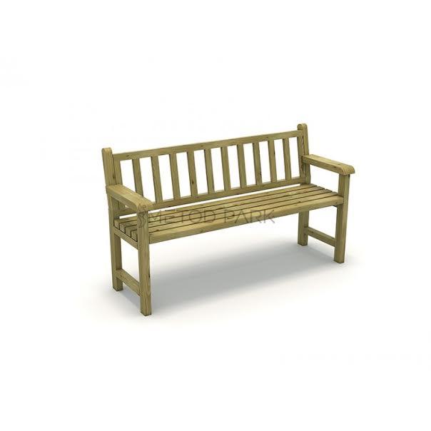 METOD 26B- ספסל עץ
