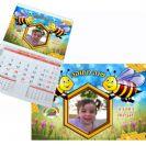 לוח שנה דבורים