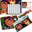 סדרת מוצרים לאוהבי הכדורגל