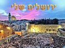לוח התוכן ירושלים שלי