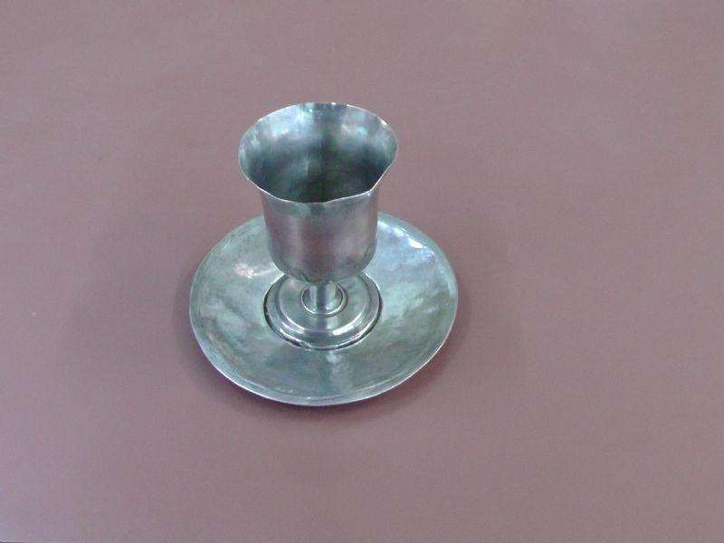 גביע יין לקידוש סוף המאה ה-19