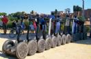 רומא בעברית - על גלגלים