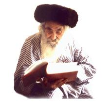 Rabbi Israel Dov odesser zatzal