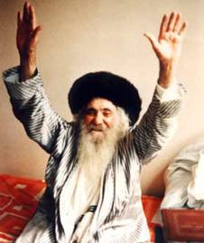 רבי ישראל דב אודסר זכר צדיק לברכה