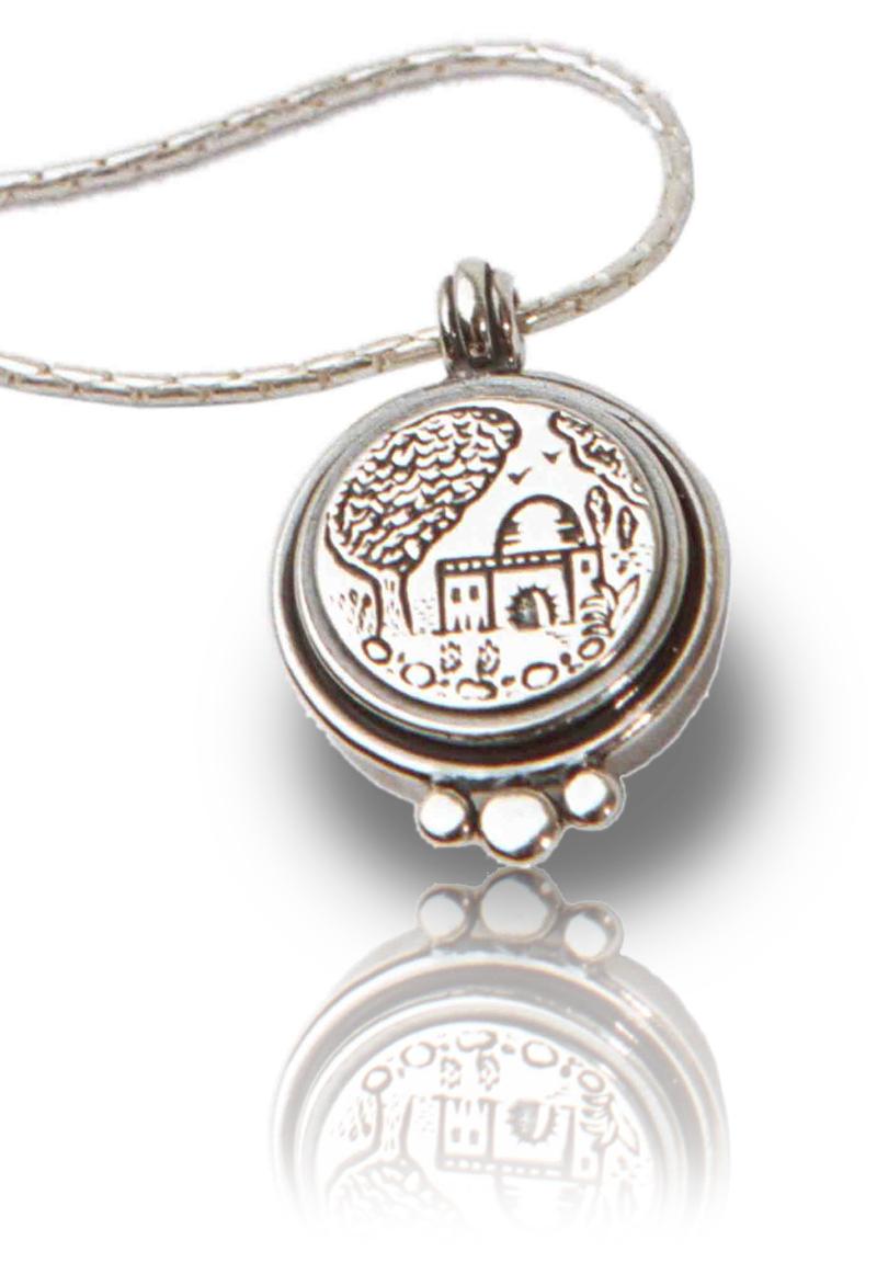 Rachel`s Tomb Amulet | Breslov Amulet