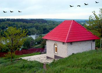 Rabbi Natan`s Tomb in Breslov