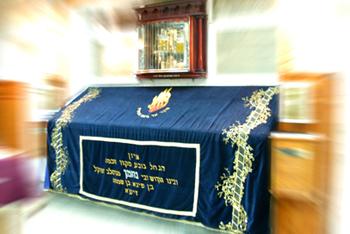 Rabbi Nachman of Breslov`s Tomb