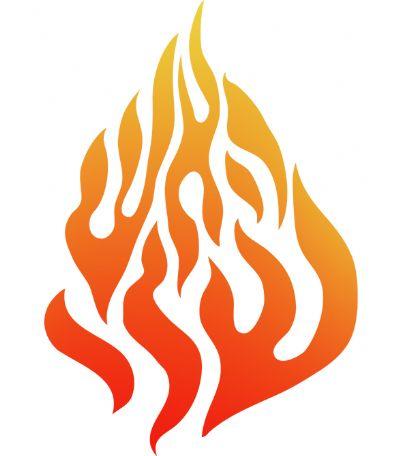 האש שלי | לוגו של קרן רבי ישראל- ברסלב