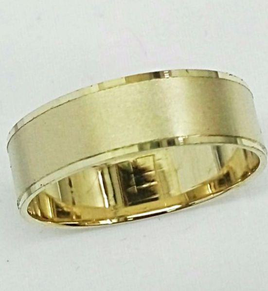 טבעת זהב לגבר (4455)
