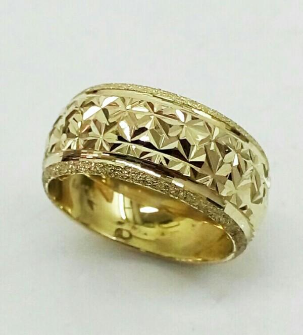טבעת נישואין לאישה כוכבים (4344)