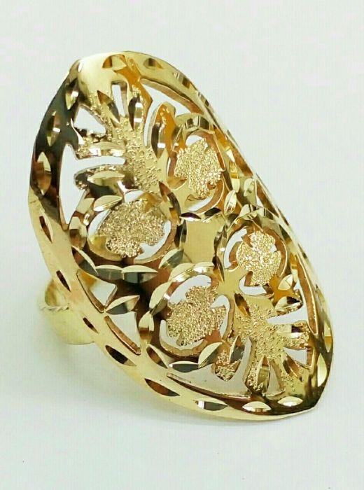 טבעת תחרה מעוצבת (4306)