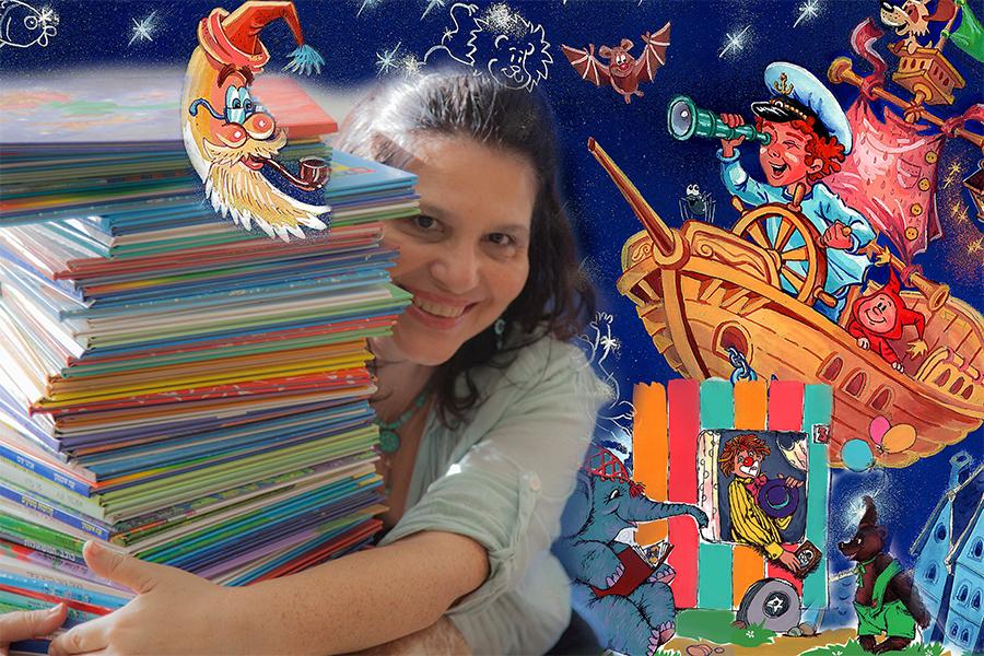 הוצאה לאור, סדנאות כתיבה, ספרי ילדים