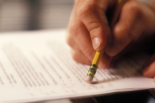 הוצאה לאור, איך כותבים ספר? עריכת ספרים, לקטורה
