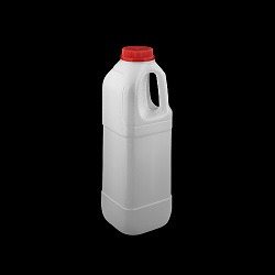 בקבוק חלב 1 ליטר+ ידית