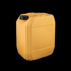 ג'ריקן 18 ליטר צהוב