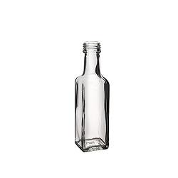 בקבוק 100 מרסקה שקוף