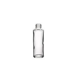 בקבוק 50 זכוכית שקוף