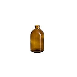 בקבוק 50 זכוכית לחץ חום